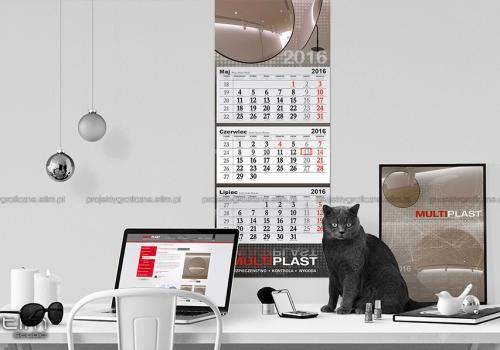 Multiplast – kalendarz