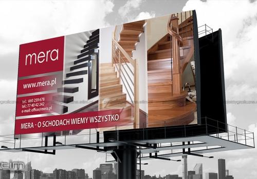 Mera – billboard