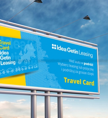 IDEA GETIN LEASING – BILLBOARD