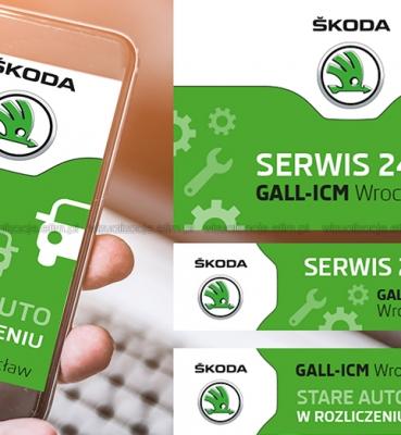 Skoda – reklama internetowa