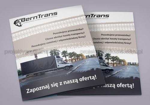 BERNTRANS – ULOTKA