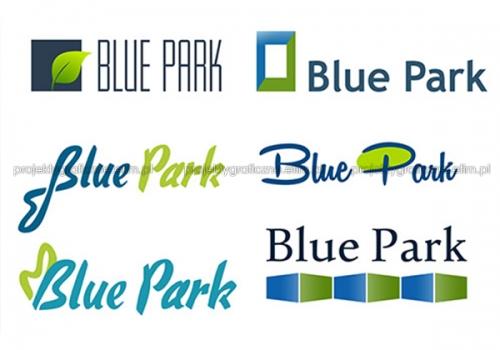 BLUE PARK – LOGO
