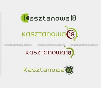 Kasztanowa 18 – logo
