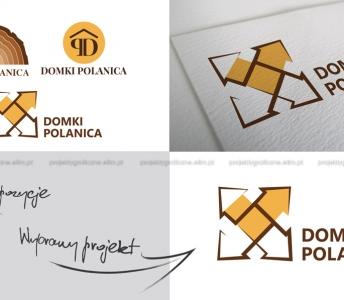 DOMKI POLANICA – LOGO